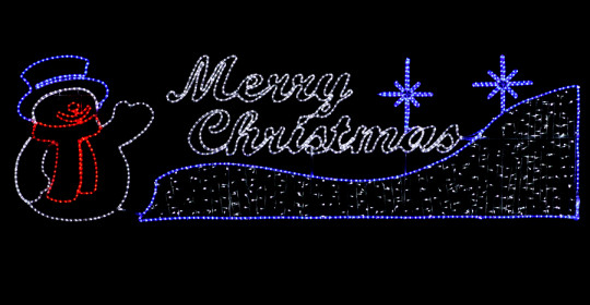 We Wish You a Merry LED Christmas
