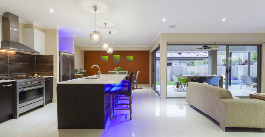 Design With Light: Create a Stunning Living Space with LED Lights